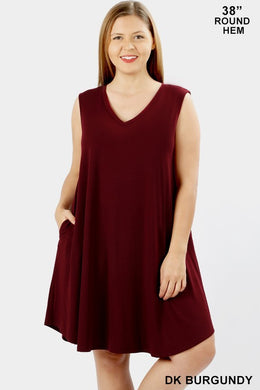 Rowan Dress-Plus