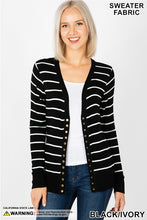 Printed Teacher Cardigan