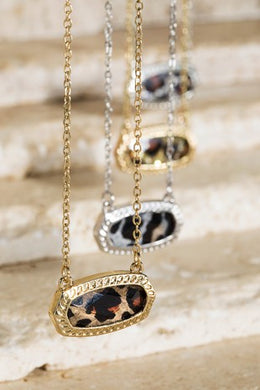 Wild Pendent Necklace