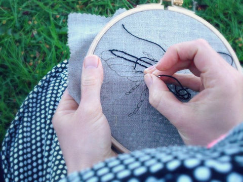 Embroidery: how to get started - a beginner's guide