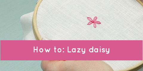 Video: how to do a Lazy Daisy