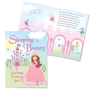 Personalised Book - Sleeping Beauty