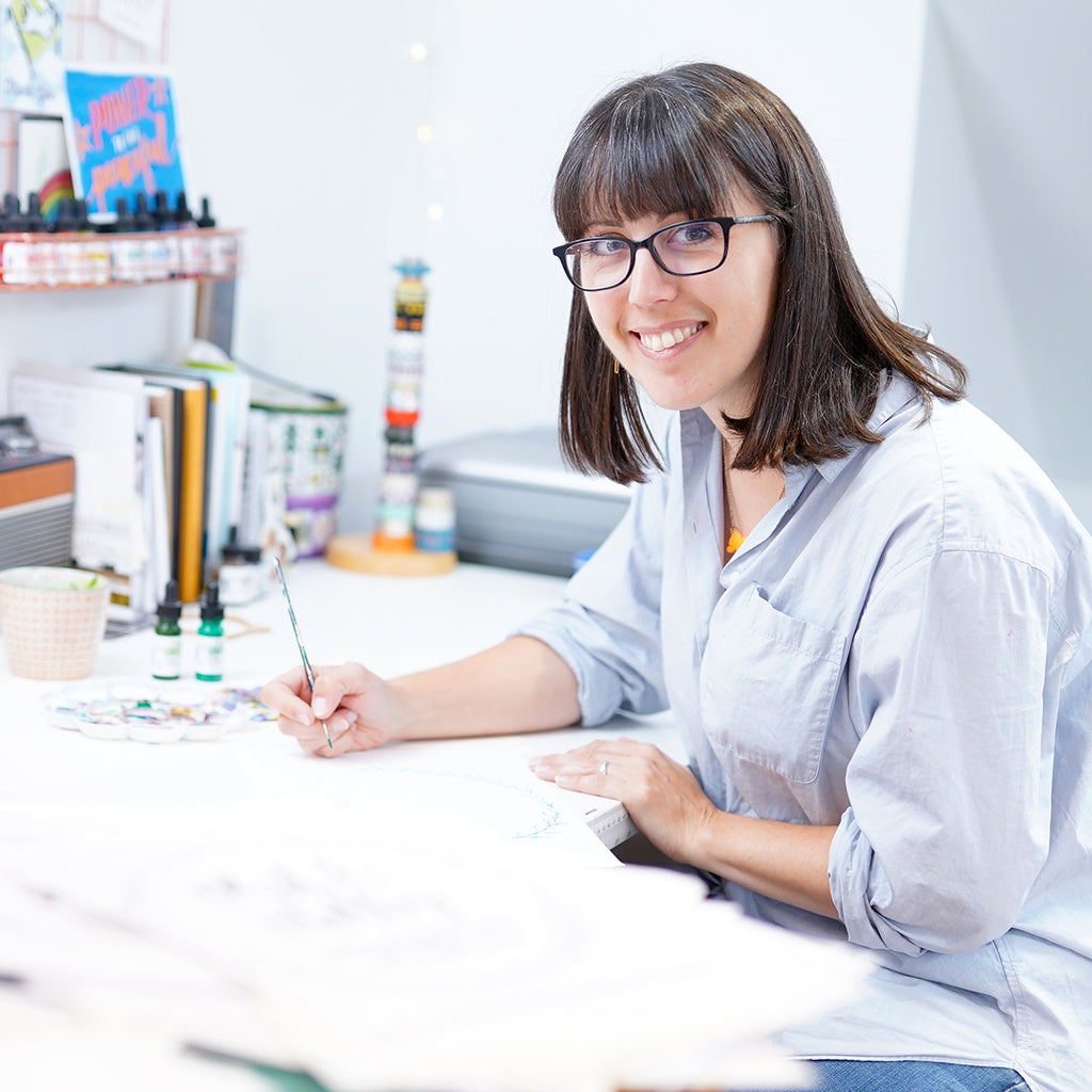 Jules Birkby - calligrapher, illustrator and word obsessive