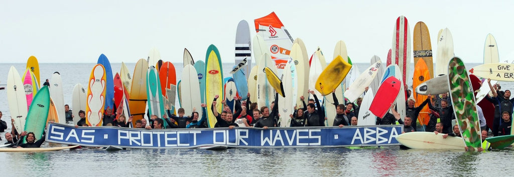 The plastic tide is a symptom of a sickness in society: Surfers Against Sewage CEO Hugo Tagholm
