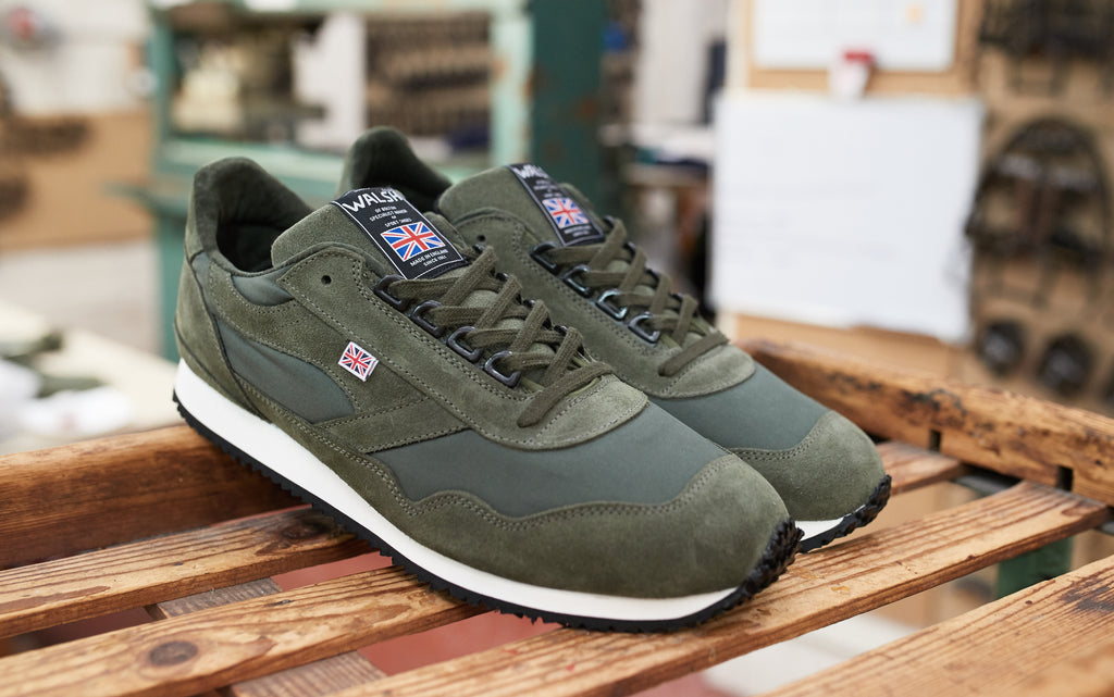 Exclusive Walsh ventile trainers