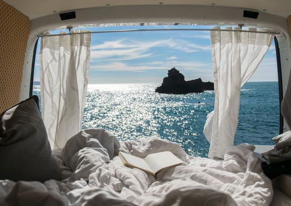 Room with endless views