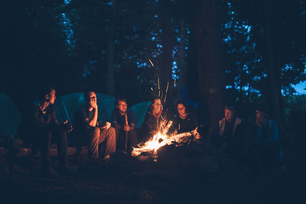 Tales round the campfire