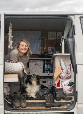 Happy vanlife