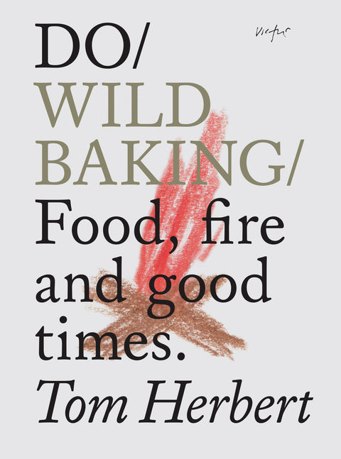 Wild Baking by Tom Herbert