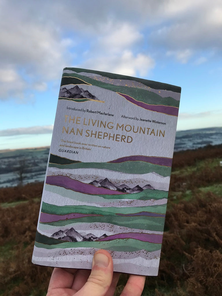 The Living Mountain - Nan Shepherd - December 2019