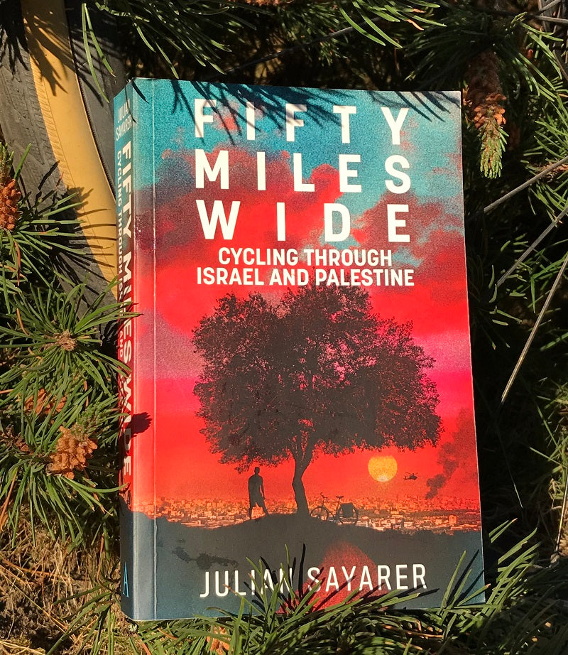Fifty Miles Wide - Julian Sayarar - June 2020