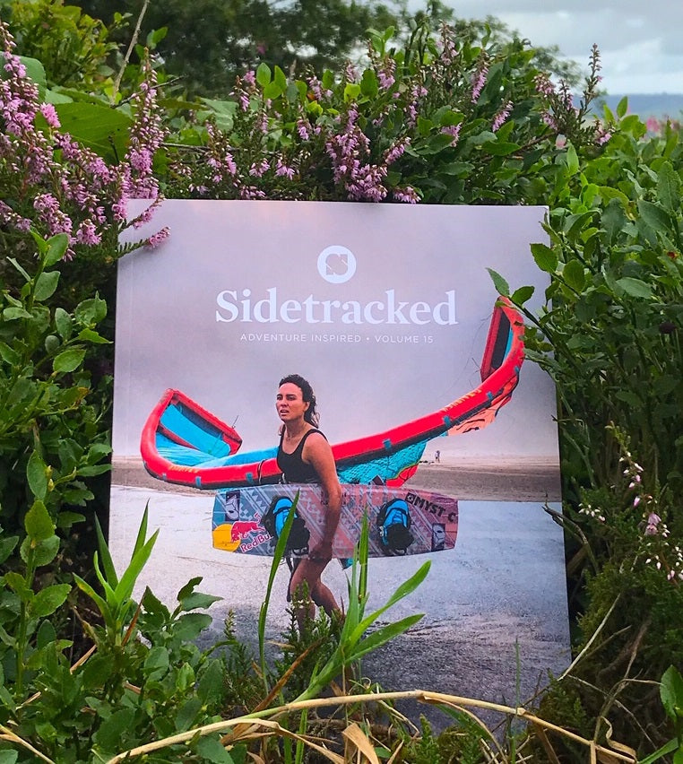 Sidetracked Journal Issue 15 - August 2019