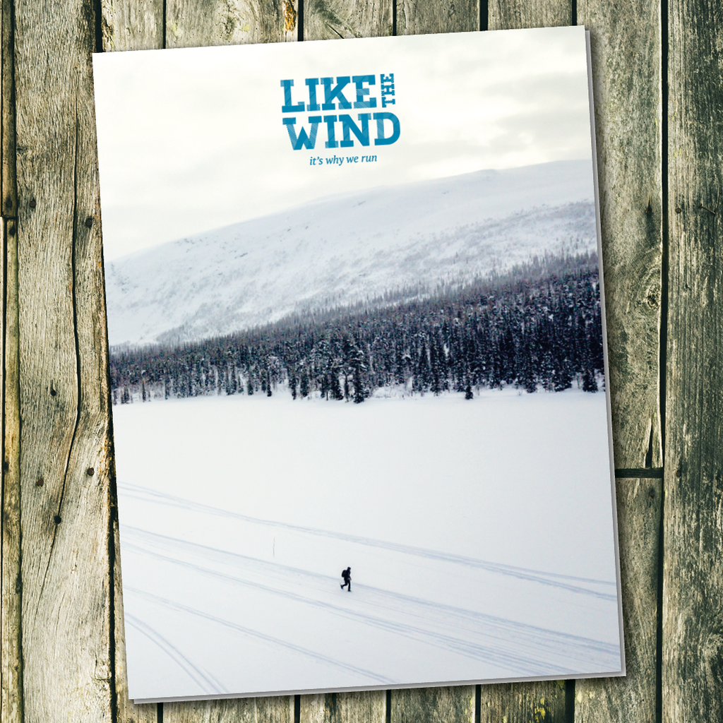 Like the Wind Journal Issue 19 - March 2019