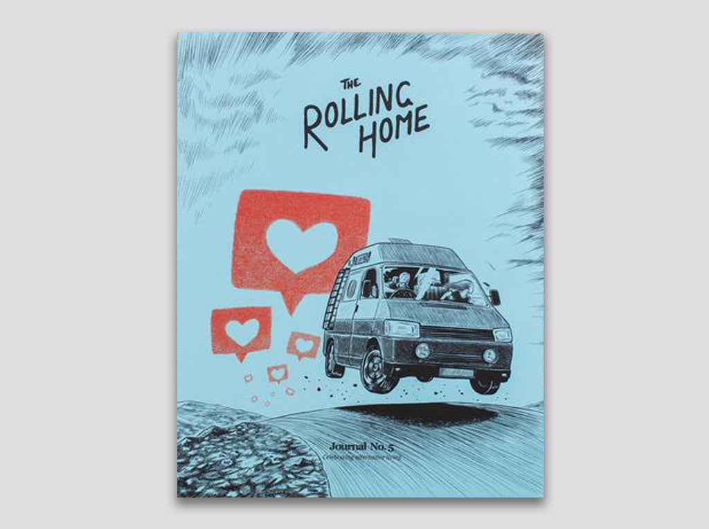 Rolling Home Journal Issue 5 - Sept 2018