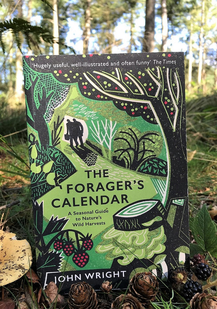 The Forager's Calendar - John Wright - September 2020