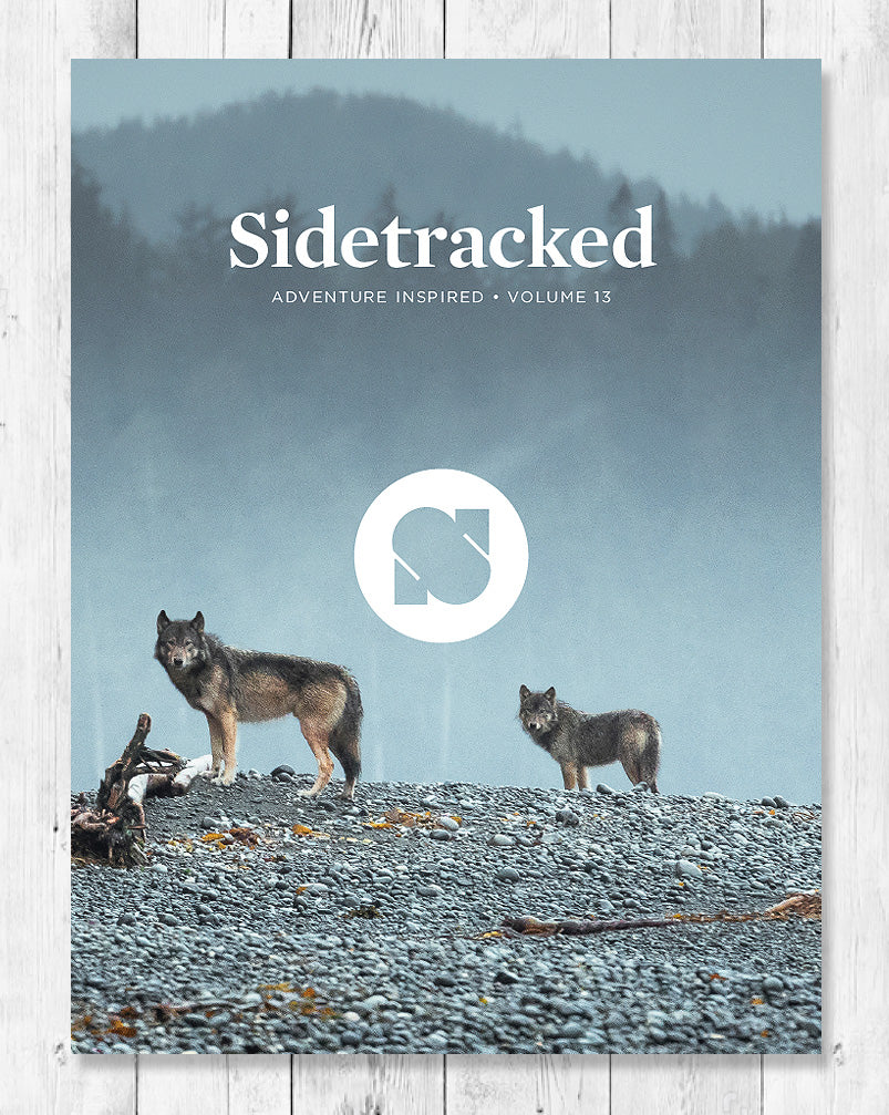 Sidetracked Journal Issue 13 - October 2018