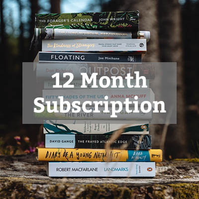 Adventurous Ink 12 month subscription