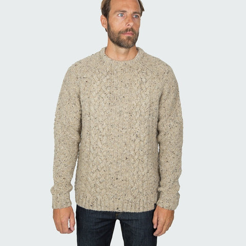 Westray Crew wool sweater