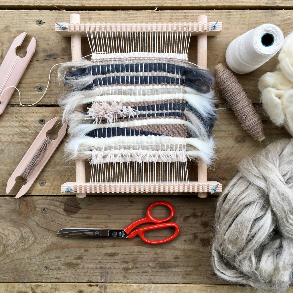 3 Hour Introduction to Frame Loom Weaving at Fisherton Mill, Salisbury: Tues 8th Sept & Tues 3rd Nov  2020