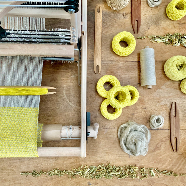 2 Day Introduction to Table Loom Weaving, ELKA studio, Slackstead, Hampshire, Mon 14th & Tues 15th June