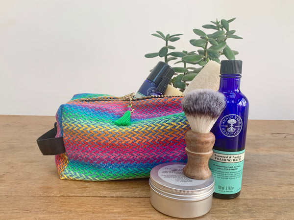 Rainbow Wash Bag