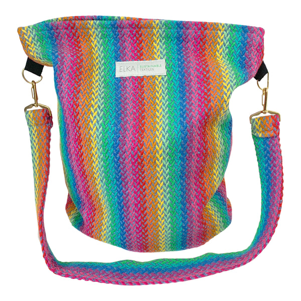 Rainbow Cross Body Bag