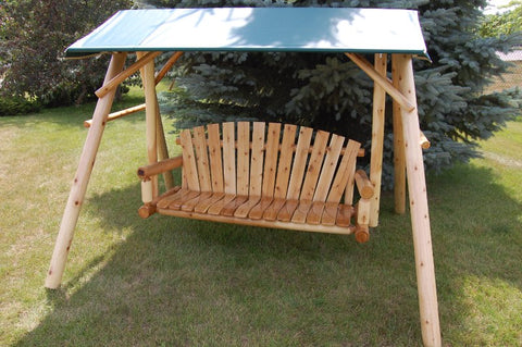5' Lawn Swing W/Canopy (Sold Separately) M-100