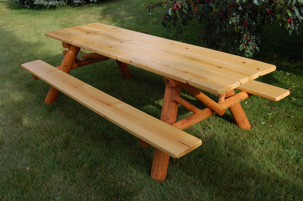 The Moon Valley Rustics Picnic Table Kits