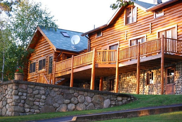 log home restoration stain system