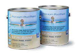 Swimming Pool Paint, EP Hi Build Epoxy - 2 Gallon Kit - FREE SHIPPING