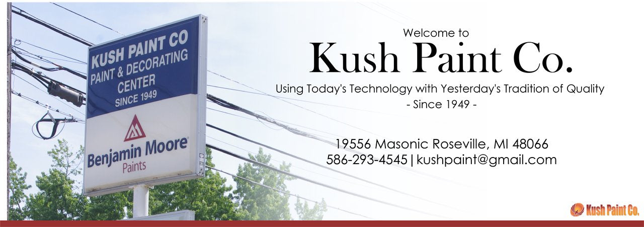Welcome to Kush Paint Co!