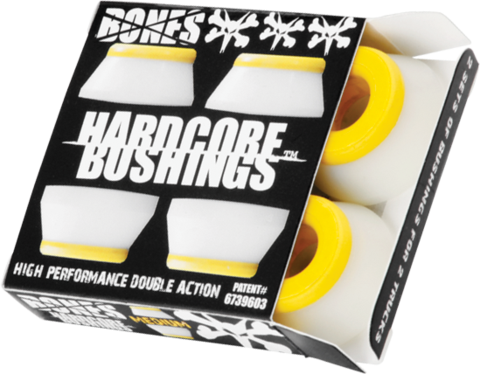 Bones Hardcore Bushings - Soft, Medium, Hard