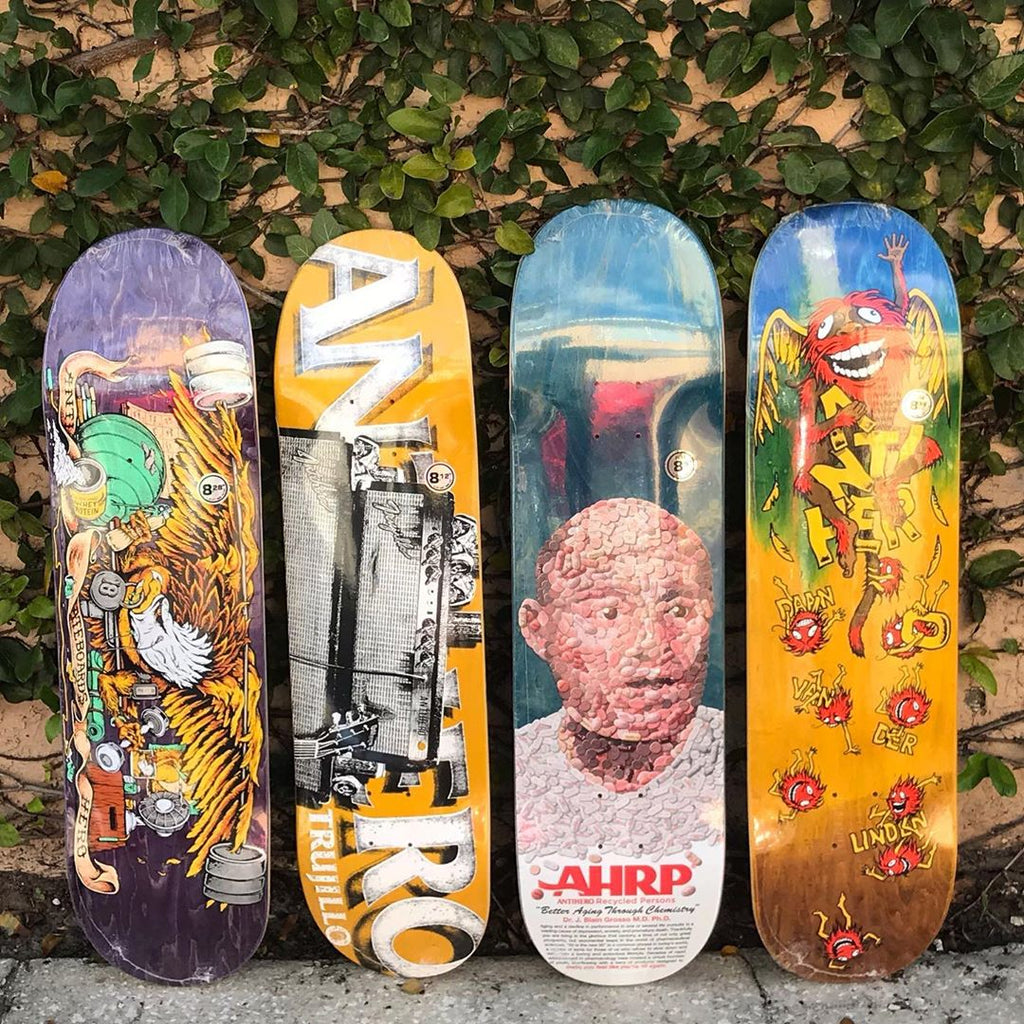 New Arrivals: Antihero Skateboards
