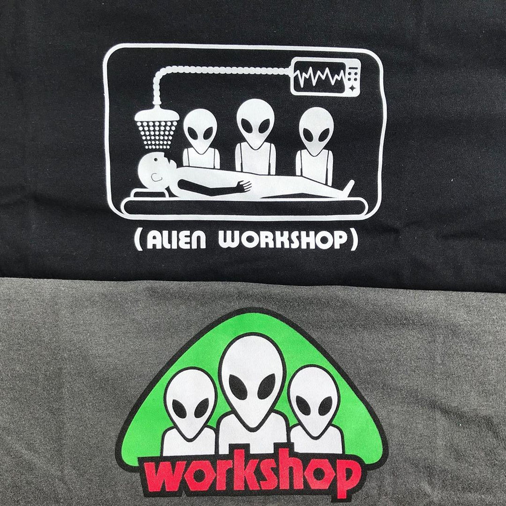 New Arrivals: Alien Workshop