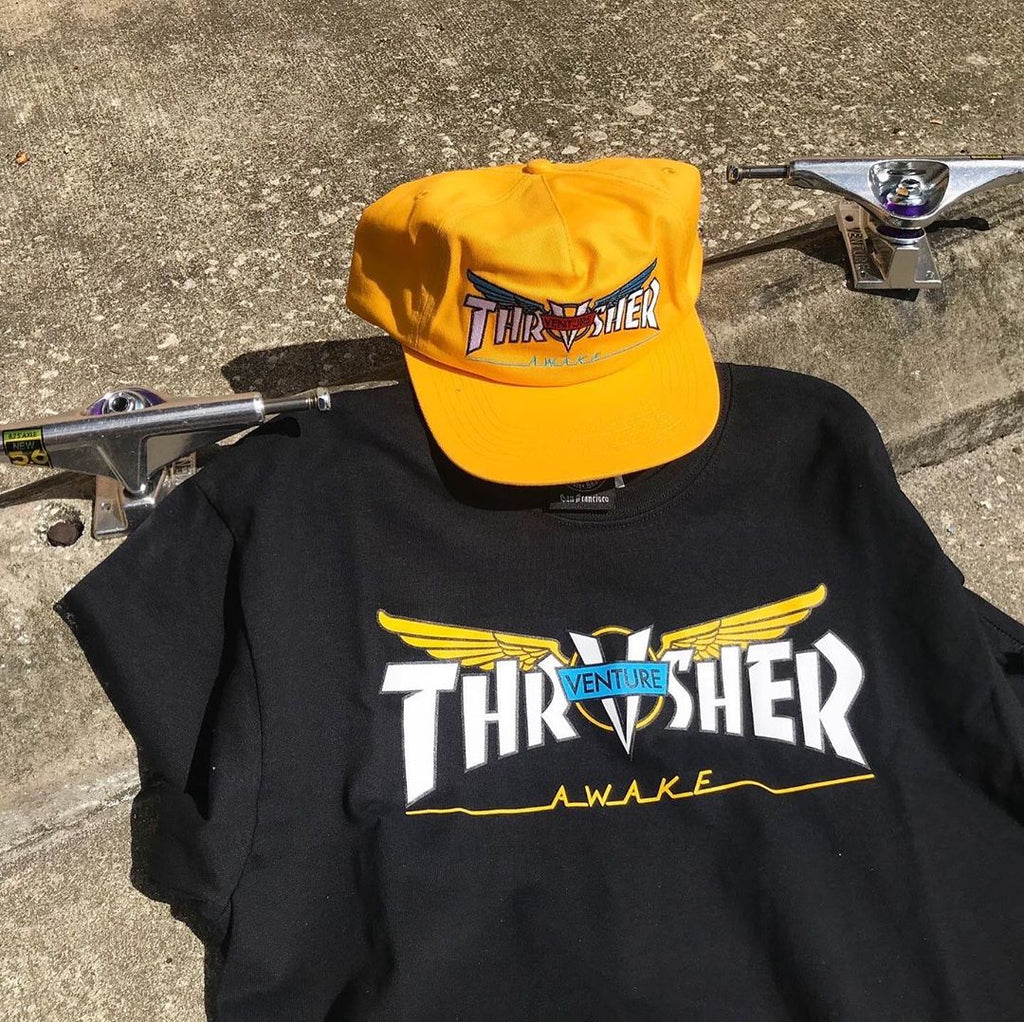 New Arrivals: Thrasher Tees & Hats