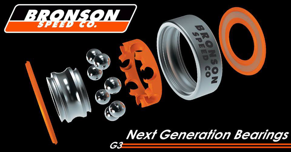 What's new from Bronson Bearings?
