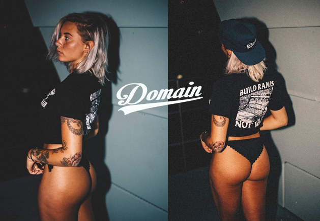 Streetwear Brand Domain Apparel