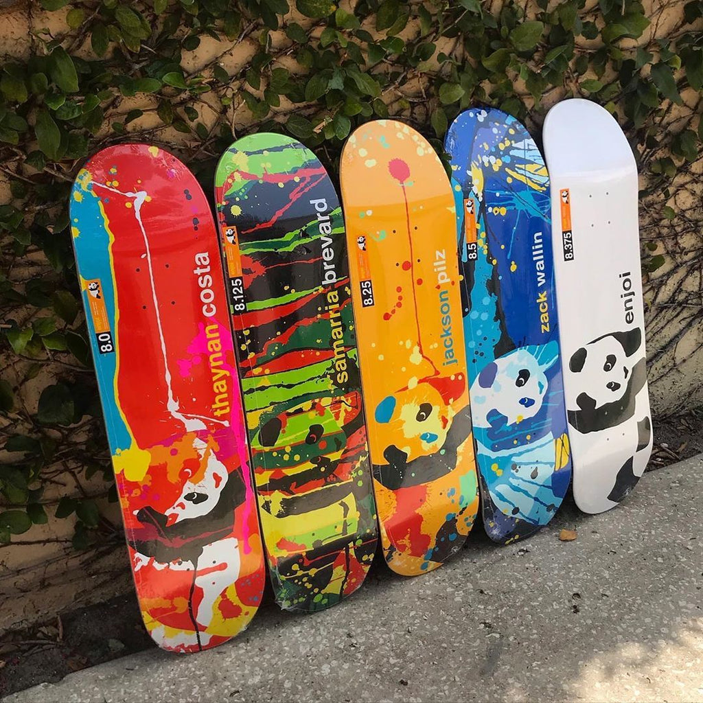 New Arrivals: Enjoi Skateboards