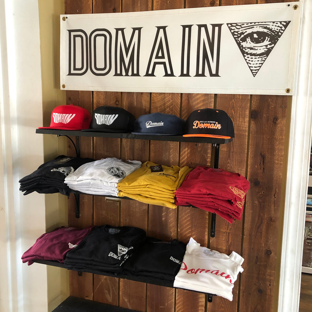 New Arrival: Domain Apparel Winter 2020
