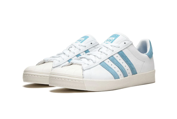 Adidas Superstar Vulc X Krooked Shoe