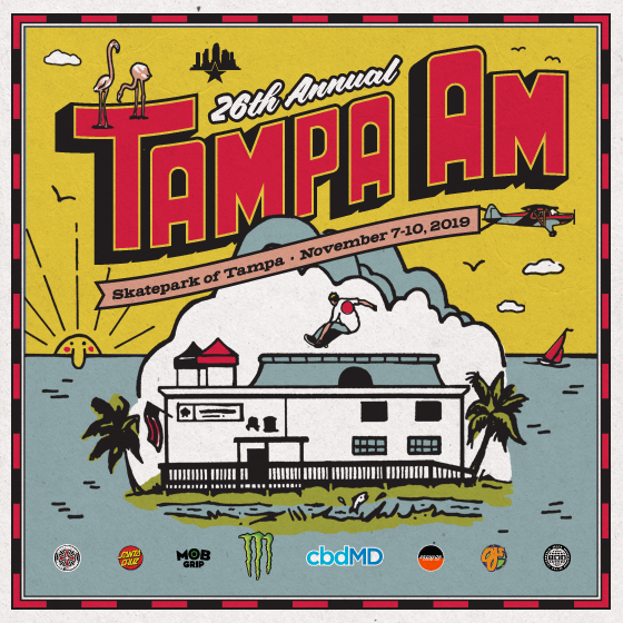 Tampa Am 2019