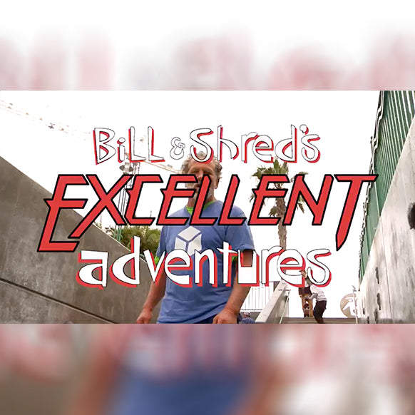 Bumbags: Bill and Shred's Excellent Adventures vol.1