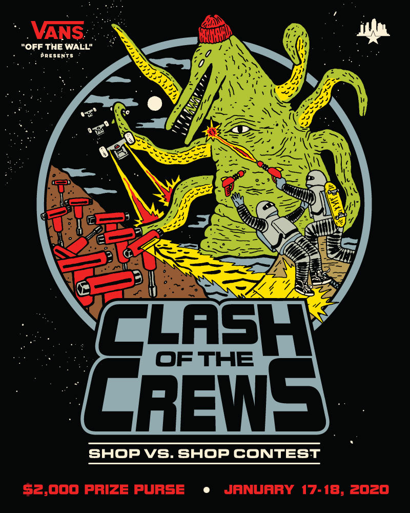 SPoT's Clash of The Crews Presented by Vans
