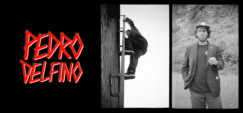 Deathwish Skateboards - Welcome Pedro Delfino