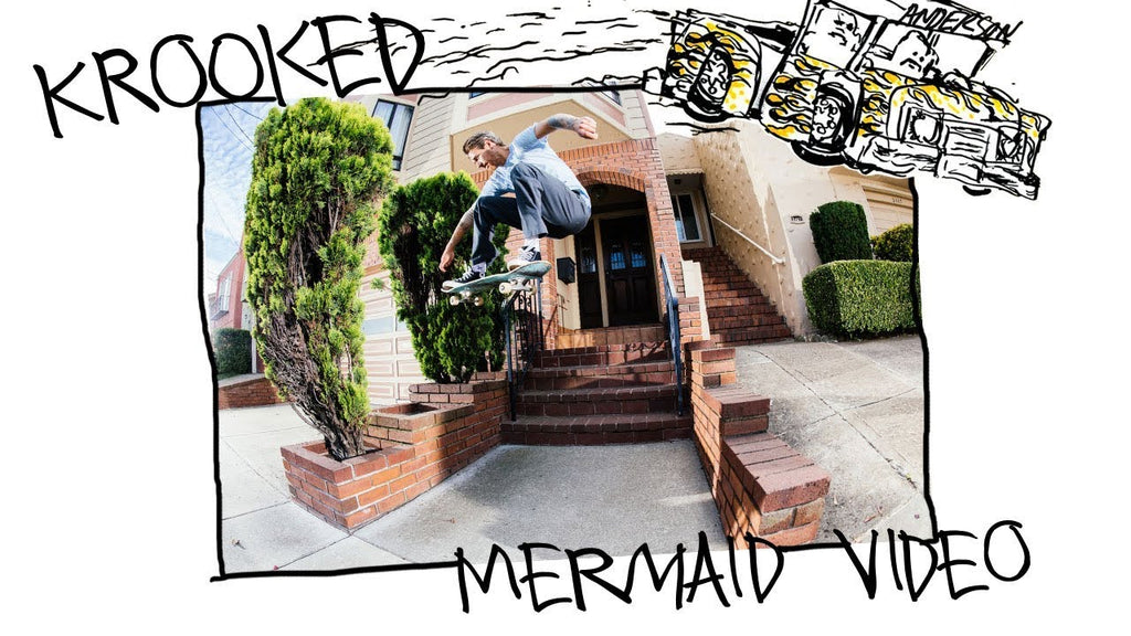"Krooked's ""The Mermaid"" Video"