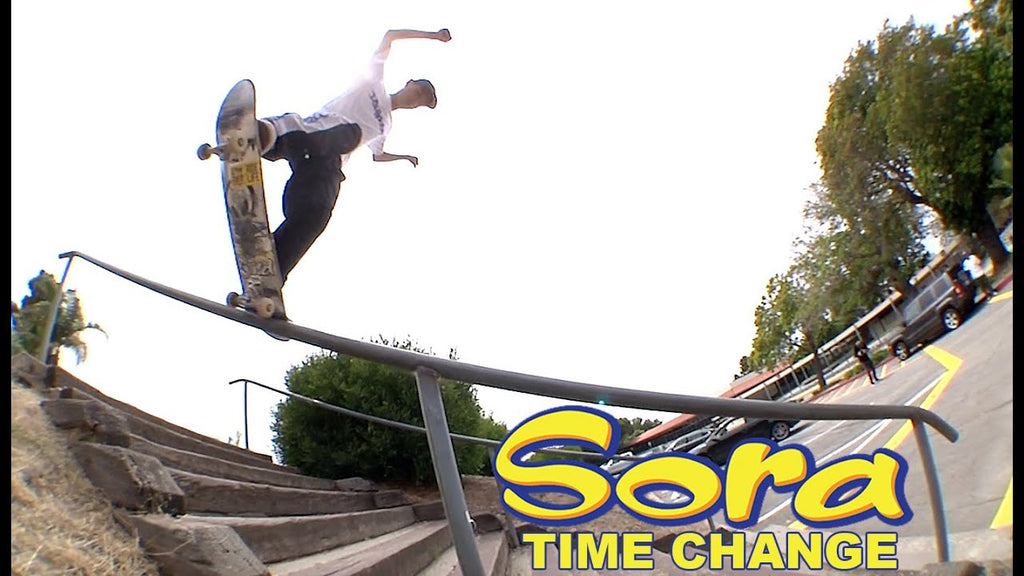 Blind Skateboards: Time Change - Sora Shirai