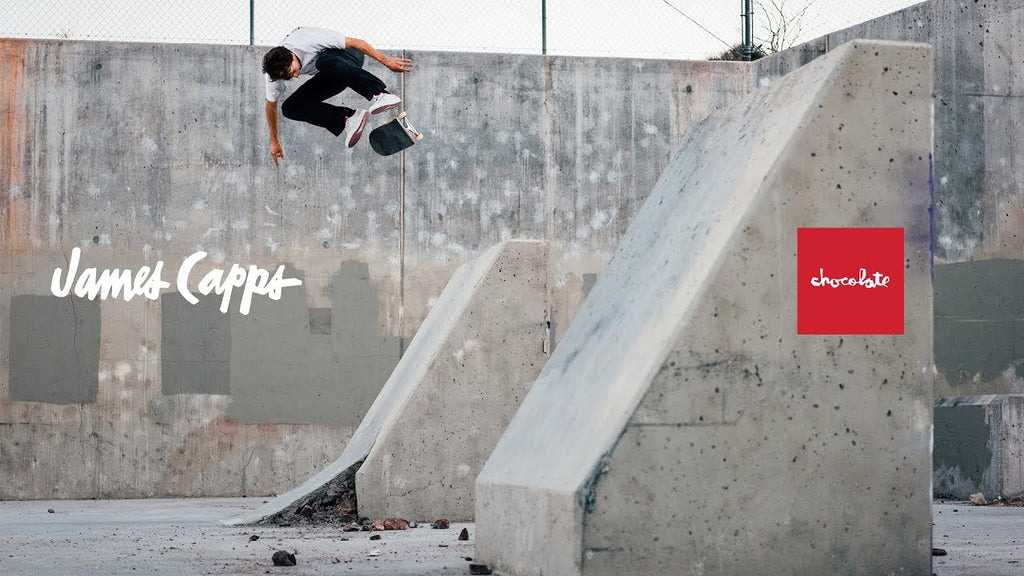 Chocolate Skateboards: James Capps