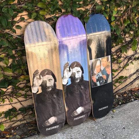Theories Skateboards