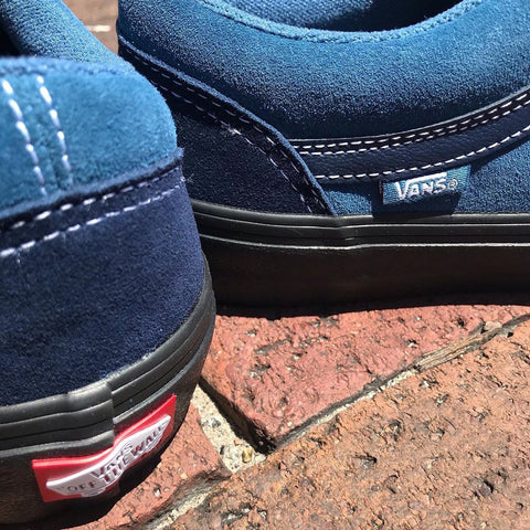Vans Style 36 Pro [Core Exclusive] Navy/Stv Navy/Black
