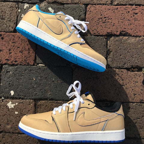 "Nike Air Jordan 1 Low SB ""Lance Mountain"""